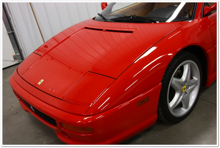 Ferrari 355 GTS after detail