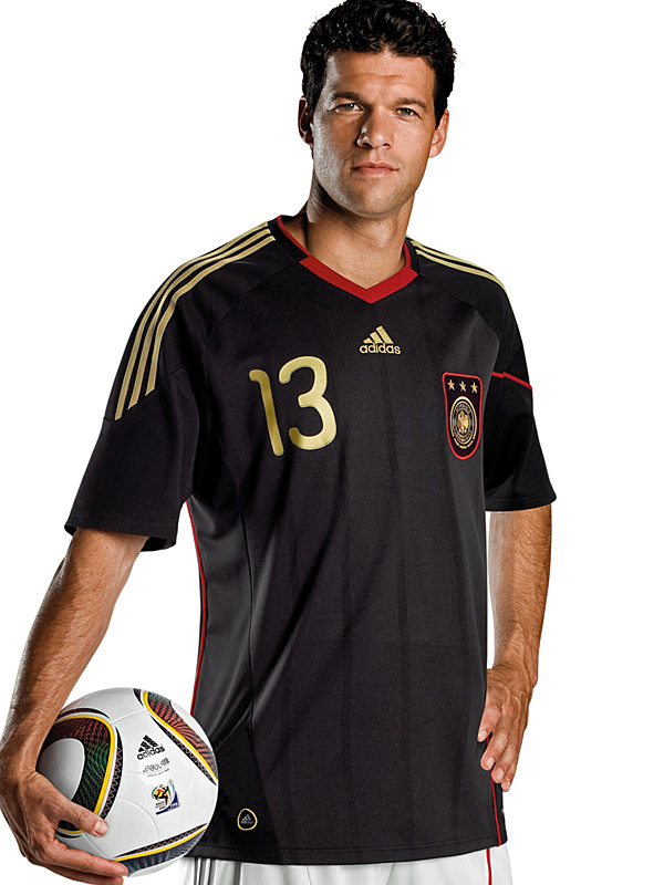 4b45697af Germany adidas World Cup 2010 Away Kit   Jersey   Trikot. By. Football  Fashion Staff