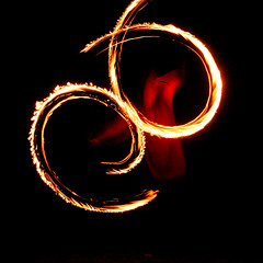 In the whirlpool of fire [..Gazipur, Bangladesh..] (Catch the dream) Tags: light painting fire wings knot exhibition flame whirlpool acrobat performer bangladesh fireshow gazipur naar nar aagun agun ttlpod303 gettyimagesbangladeshq2