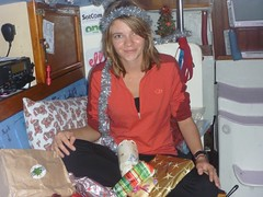 Jess Christmas (Jessica_Watson) Tags: sailing solo aroundtheworld 16yearold unassisted jessicawatson settingouttobetheyoungestpersontosailsolononunassistedaroundtheworld jessicawatsonsailingsolounassistedaroundtheworld16yearoldsettingouttobetheyoungestpersontosailsolonon unassistedaroundtheworld