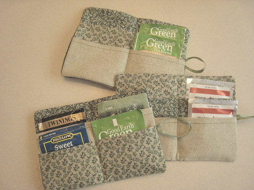 Tea wallets