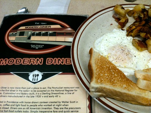 Modern Breakfast