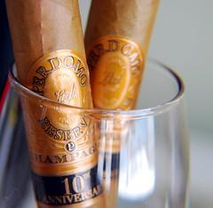 Perdomo Reserve 10th Anniversary Champagne (The Adventures of Kristin & Adam) Tags: cigar tobacco perdomo perdomoreserve