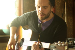 Clark Westfield of The Gay Blades (kingpinphoto) Tags: gibson 2010 wayfarers raybans acousticguitar musicphotography j50 joeldidriksen thegayblades clarkwestfield kingpinphotocom whycantigrowabeard oldrotarydialphone