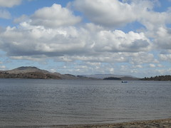 Loch Lomond (christopherfisher) Tags: lake water landscape scotland hills loch lomond luss