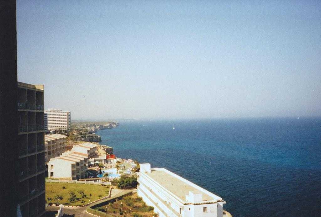 Majorca July 1995