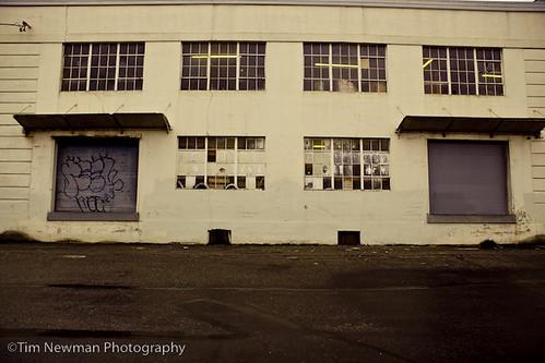 SE Portland Industrial Area