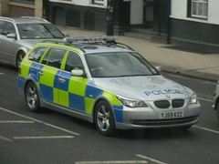North Yorkshire Police - Bmw 530d Touring Traffic Car (YJ59 KZZ) (Police_Mad_Liam) Tags: road new york city uk blue england car lights traffic respect yorkshire centre north group central police led clear rpg area bmw emergency touring pursuit services northyorkshire based unit 999 tadcaster livery selby rpu lightbar policing 530d northyorkshirepolice yj59kzz batttenburg