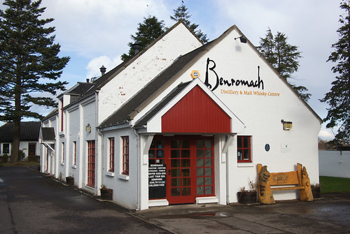 Benromach Visitor Centre