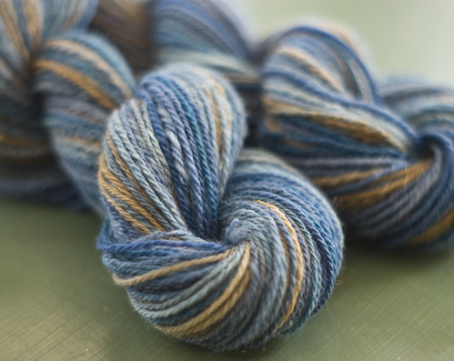 Handspun - Superwash Colonial