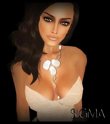 SIGMA Jewels/ Deco necklace