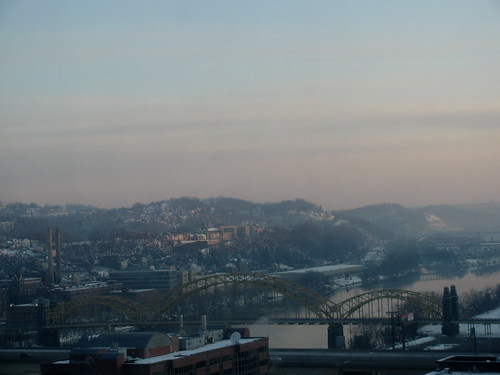 Pittsburgh at Sunrise