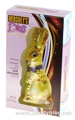Hershey's Bliss Hollow Bunny