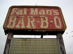 Fat Man's Bar-B-Q