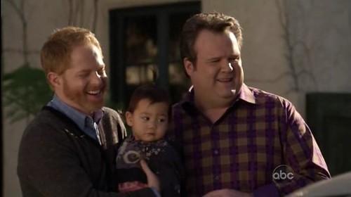 Mitchell, Cameron e Lily