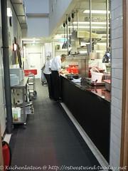 Bullerei Küche
