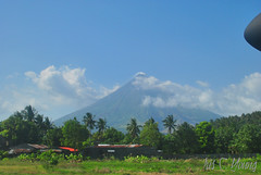 Mayon Volcano (irisgodd3ss) Tags: mayon mtmayon albay mayonvolcano legazpicity legaspicity