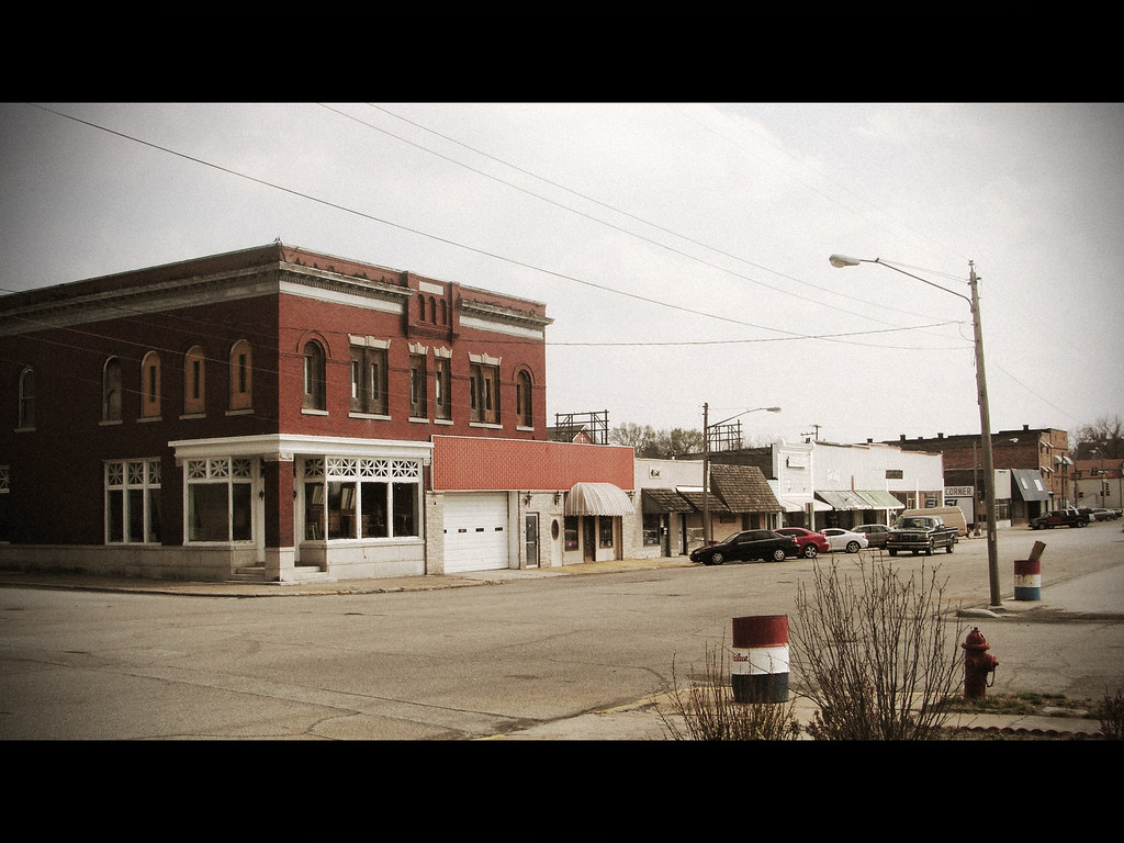 Route 66: The Midwest Odyssey (13/03/07). Lebanon (MO) - Claremore (OK)