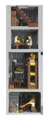 Guard Tower (Matija Grguric) Tags: castle lego guardtower