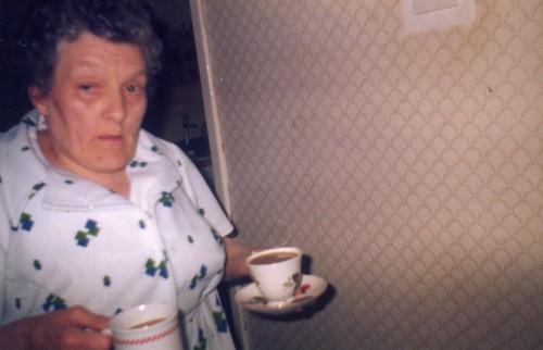 Margaret Gordon, Garthamlock, 1986.