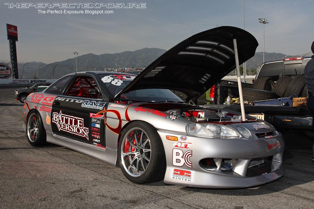 Xtreme Drift Circuit Round 1 Irwindale Speedway Coverage ...