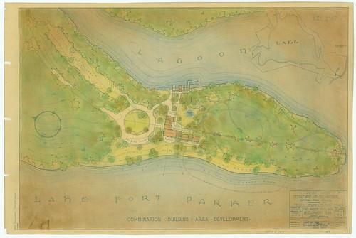 Fort Parker State Park - Development Plan - SP.44_147