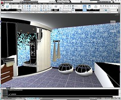 AutoCAD 2011 New high-res materials with bump map