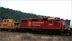 New Switcher (arrowlakelass) Tags: canada bc diesel railyard cpr switching castlegar canadianpacificrailway gp382 img4552 ultimateshot cp3083