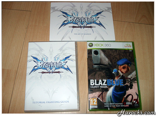 BlazBlue -Limited Edition UK - 02