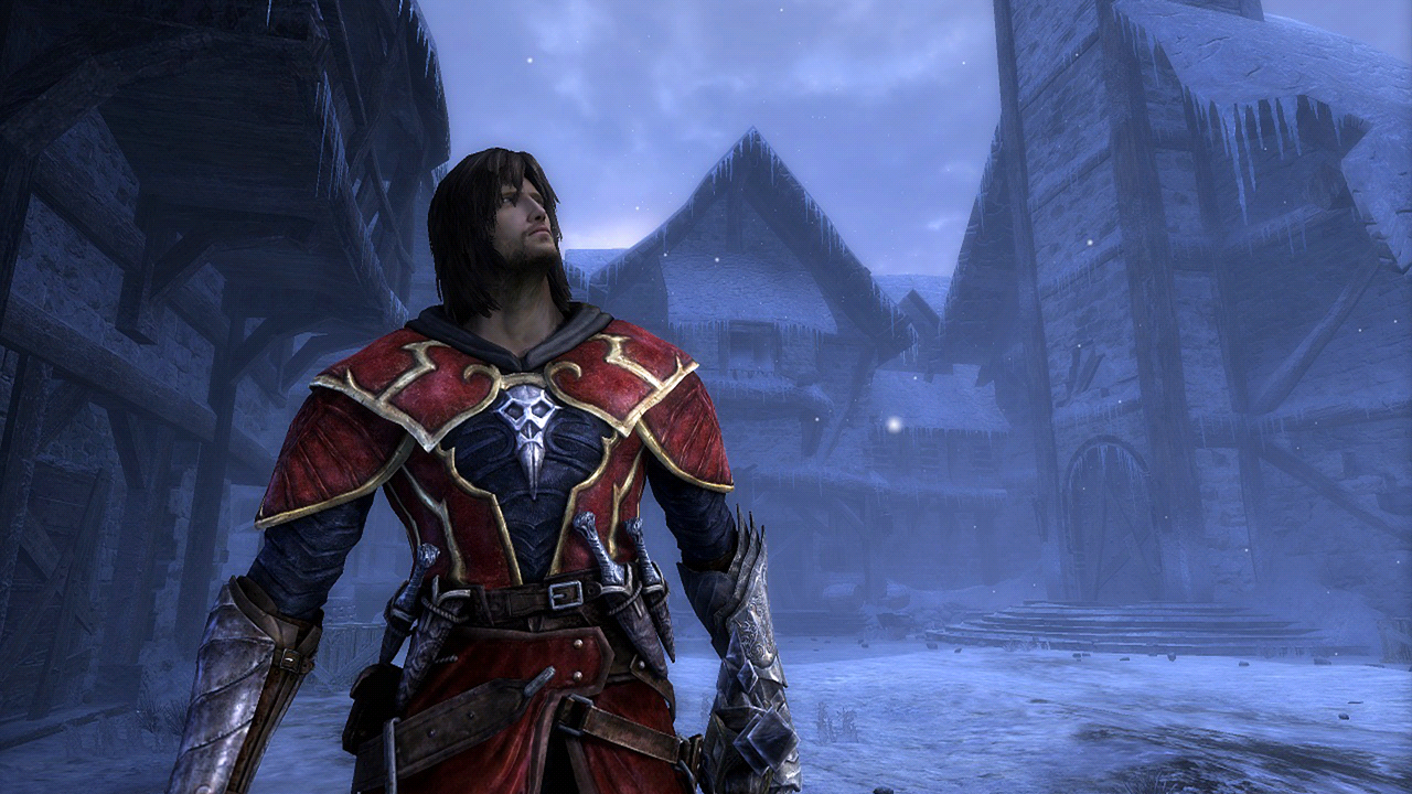 Castlevania Lords of Shadow Wygol