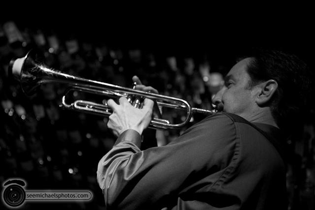 Paul Seaforth's Mo Sax at Dizzy's 41710 © Michael Klayman-014