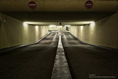 Tunnel in monaco (aryapix) Tags: paris france night dark de french 1 cafe riviera tunnel casino monaco carlo cote monte hdr dazur formule