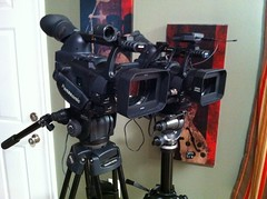 Red Fox Media - Video Production - Birmingham, AL -Dual HVX Setup