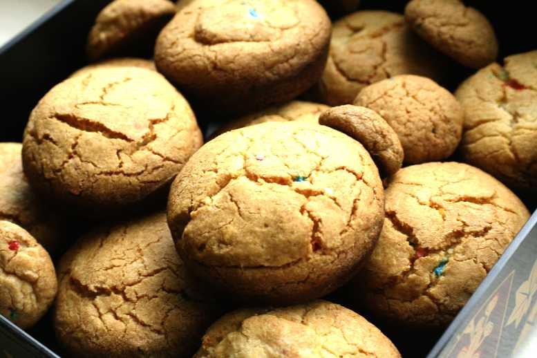Funfetti cupcakes/cookies