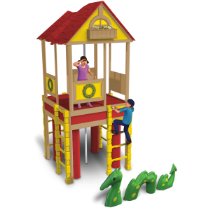 Sims 3 Town Life Stuff Pack Playhouse