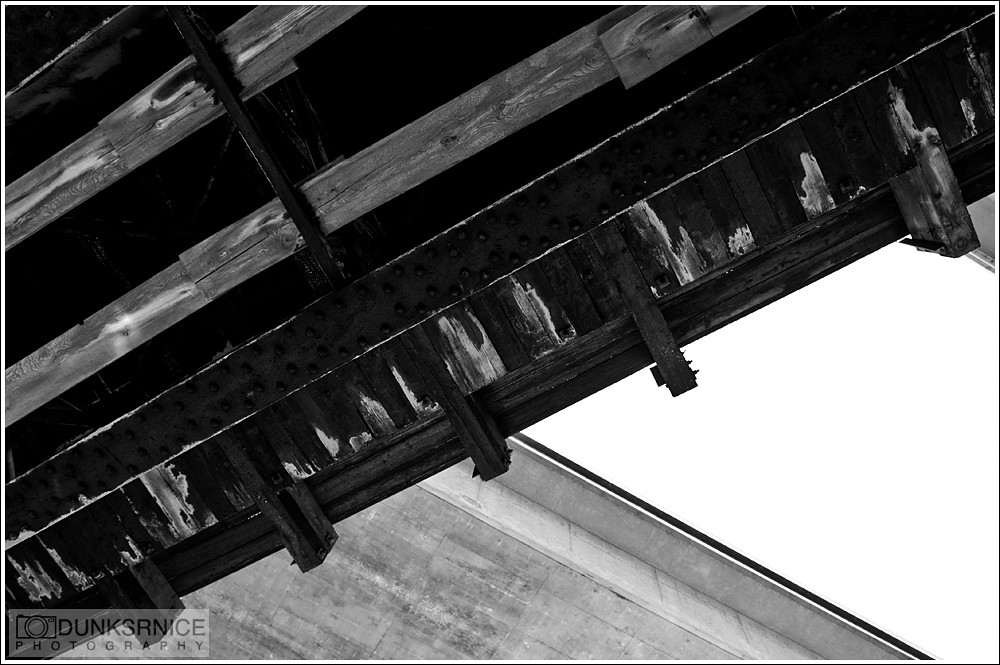 Bridge B&W.