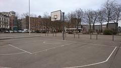 DSC_0594 (R:ck Gl::chm:nn) Tags: antwerpen fomu basketballcourt asphalt blacktop daytrip sonyxperiaxz notmyfirstsony vlaamsekaai verviersstraat