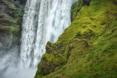The fall (marko.erman) Tags: skógafoss iceland islande landscape nature watefall water majestic impressive beautiful sony pov travel popular going up trekking vikings legend cascade eau