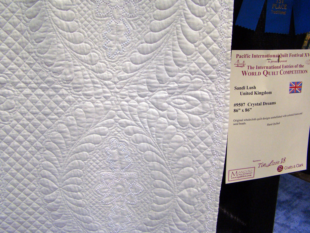 DSC02736 Quilt 9507 Crystal Dreams by Sandi Lush