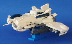 Peregrine - Multi-Role Starfighter (The Grandpappy) Tags: lego mecha peregrine starfighter