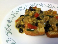 Cornbread with Homemade Corn Jalapeno Gravy