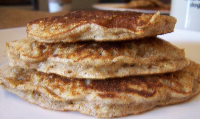 harvest pancakes