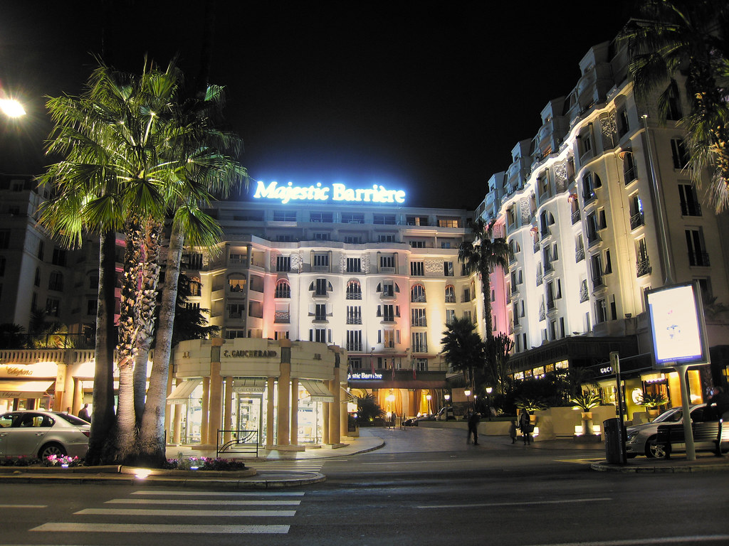 Hotel Majestic Barriere