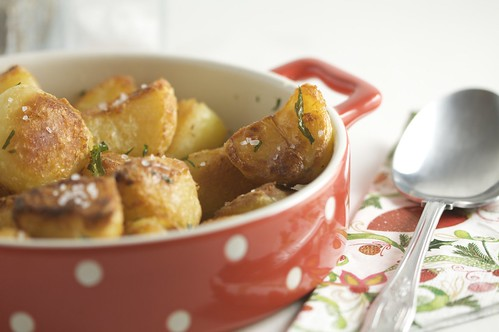 4092210483 e39799cbaf Perfectly Golden Crispy Roasties