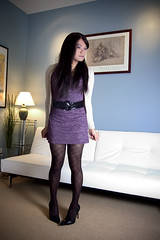 purple (bethantics) Tags: fashion outfit style wardrobe whatiworetoday