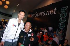 marq & raymund wu (marqbluzano) Tags: nikon photographer great best shangrila tournament poker filipino marqbluzano