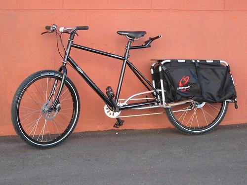 Greg's Xtracycle