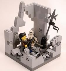Field of Victory (Voran) Tags: lego vignette voran apocalego