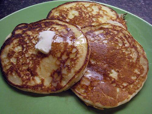 Bill's Ricotta Pancakes