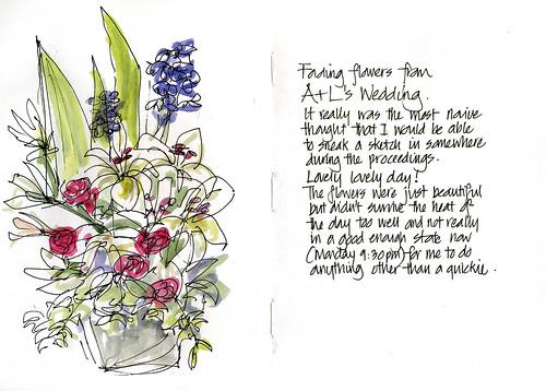 091116 Wedding Flowers